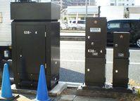 交通信号用自動発動発電機装置
